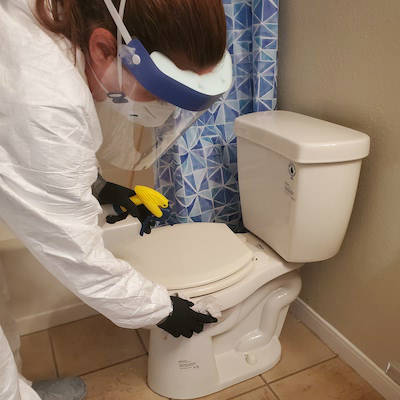 Homicide Cleaning Services