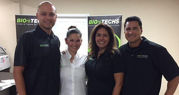 BioTechs Crime Houston