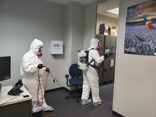 Houston Biohazard Cleanup